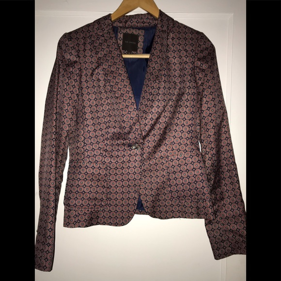 The Limited Jackets & Blazers - Blazer Limited gorgeous with diamond buttons!